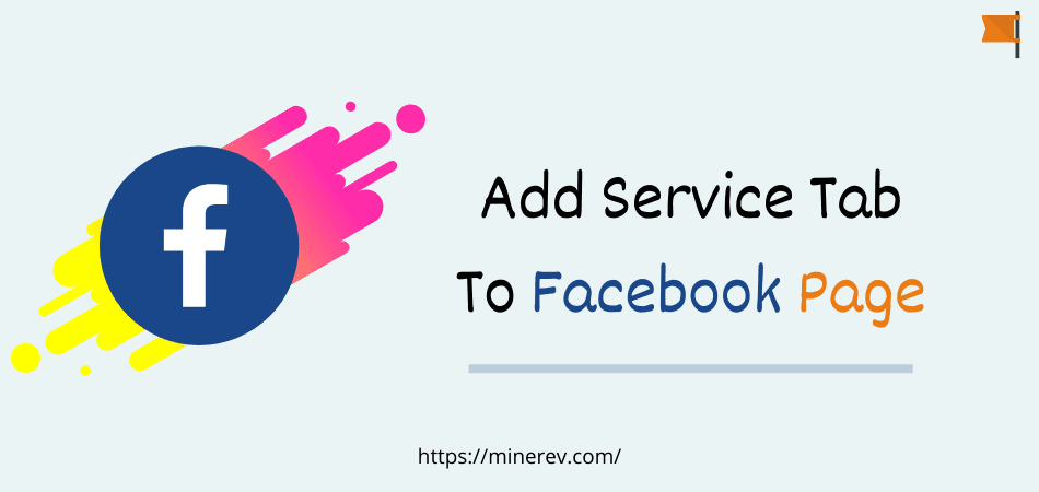 how to add services to facebook page