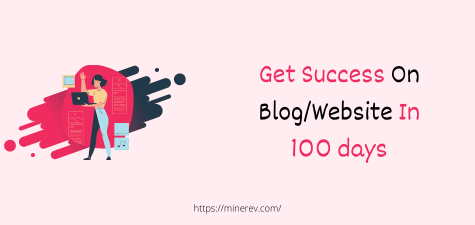 100 day blogging