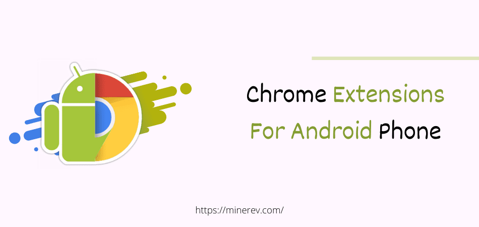 chrome extensions for android